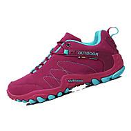 baratos Sapatos Masculinos-Masculino-Tênis-Conforto-Rasteiro-Preto Azul Roxo Cinza-Couro Ecológico-Para Esporte