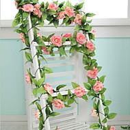 billige Kunstig Blomst-Kunstige blomster 1 Afdeling Moderne Stil Roser Vægblomst