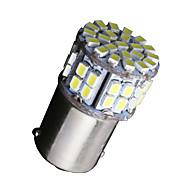 10×新しいホワイト1156 RVキャンピングカートレーラー50 SMD 1141 1003室内の電球を導きました