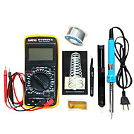 cheap Machinery & Tools-Free Shipping Spike 8 Set The Multimeter Soldering Iron Thermostat Home Repair Soldering Tool