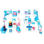 ieftine Bani & Bancă-Joacă Girl Doll Mobila Distracție Fete Pentru copii Cadou
