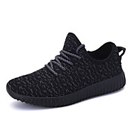 Running Shoes  Men's / Women's Anti-Slip / Damping / Breathable Coconut Shoes Leisure Sports White / Black /Jogging