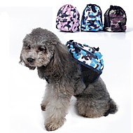 Dog Dog Pack Pet Carrier Portable Camouflage Green Blue Blushing Pink