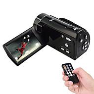 billige Overvåkningskameraer-Ordro 16x digital zoom 1080p kamera videokamera 3,0-tommers LCD-skjerm, elektronisk bildestabilisering, ansiktsgjenkjenning