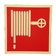 pvc brandveiligheid bewegwijzering fabriek workshop brand pomp adapter tips signage een pak van drie tot een pakje van een te kopen