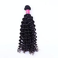 28inch profund val de păr de păr uman remy țese păr neprelucrat virgin