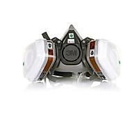 speciale gasmasker voor spuiten zeven delig pak