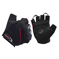 BOODUN/SIDEBIKE® Sports Gloves Bike Gloves / Cycling Gloves Breathable Shockproof Stretchy Anti-skidding Fingerless Gloves Cotton Fibre