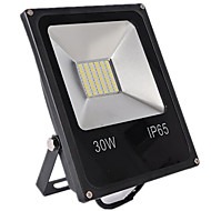 tanie Naświetlacze-HRY 1szt 30 W Reflektory LED Wodoodporne / Dekoracyjna Ciepła biel / Zimna biel 12-80 V Oświetlenie zwenętrzne / Dziedziniec / Ogród