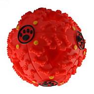 billiga Hundleksaker-Tuggleksaker för katter Tuggleksaker för hundar gnissla Matautomat Gummi Till Hund Hundvalp