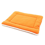 Cat Dog Bed Pet Mats & Pads Breathable Soft Orange Coffee Green Blue Pink For Pets