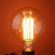 g125 40w e27 žarulja sa žarnom niti retro edison (ac220-240v)