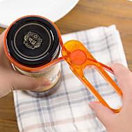 1 Kreativ Køkken Gadget / Praktisk Greb Dåseåbner Plastik Kreativ Køkken Gadget / Praktisk Greb