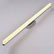 80cm 16W geleid spiegel lamp badkamer verlichting 90-240V RVS en acryl wandlampen make-up verlichting