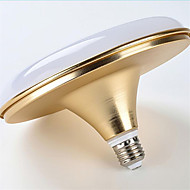 billige Globepærer med LED-1pc 30W 1500-1600lm E26 / E27 LED-globepærer 60 LED perler SMD 5730 Vanntett / Dekorativ Kjølig hvit 175-265V / 1 stk. / RoHs