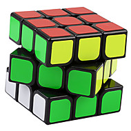 Rubik's Cube YongJun 3*3*3 Cubo Macio de Velocidade Cubos mágicos Cubo Mágico Nível Profissional Velocidade Dom Clássico Para Meninas
