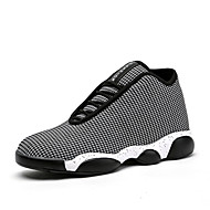 Men's Shoes Fashion Trainers Customized Materials Medium cut Sneakers Running Woven Shoes