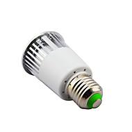 5 E14 / B22 / E26/E27 LEDスポットライト MR16 1 ハイパワーLED 450 lm RGB 明るさ調整 / リモコン操作 AC 85-265 V 1個