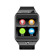 tanie Inteligentne zegarki-Inteligentny zegarek Ekran dotykowy Pulsometr Krokomierze Kamera/aparat Śledzenie odległości Obsługa aparatu Obsługa wiadomości