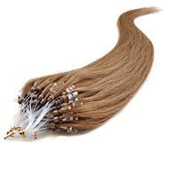 Menneskehår Extensions Menneskehår 40-50 16-24 hårpåsætning