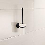 Ogledalo polirati završni kupaonski pribor čvrsti mesing materijala toaletni držač četkica