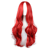 cheap Wigs & Hair Pieces-Synthetic Wig Wavy Red Women's Cosplay Wig Long Synthetic Hair