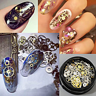 120pcs Nail Art decorare stras Perle machiaj cosmetice Nail Art Design
