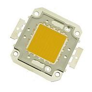 ieftine -100W 9000lm 3000K alb cald condus cip (30-35v)