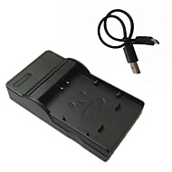 캐논 NB-11리터의 IXUS 125 240H S245 265 160 170 275 sx400의 A2600 3400 4000에 대한 11리터 마이크로의 USB 모바일 카메라 배터리 충전기