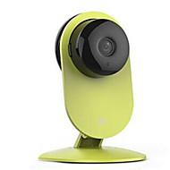 billige IP-kameraer-Xiaomi yi hjem sikkerhet kamera 720p smart webcam nattsyn ip kamera 4x digital zoom hjem sikkerhet