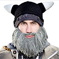 Masculino Gorro Masculino Vintage / Casual Outono / Inverno Jeans