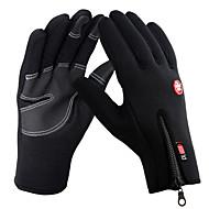 Handschuhe Skihandschuhe Winterhandschuhe Herrn Damen Waterproof Vollfinger warm halten Warm Gut belüftet Wasserdicht Windundurchlässig