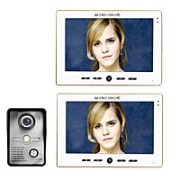 480*234 90 CMOS Doorbell System Tilkoblet Multifamily video ringeklokke