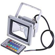 tanie Naświetlacze-2200lm 85-265v / 12-24V 20W barwny RGB pilot na podczerwień lampy krajobraz