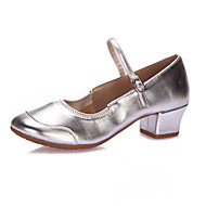 billige Moderne sko-Dansesko() -Latin Step Moderne Swingsko-Kan ikke spesialtilpasses-Lav hæl