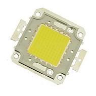 billige belysning Tilbehør-zdm 1pc 100w integrert ledning 8500-9500lm dc30-34v 2.8-3a led chip integrert lyskilde kald hvit 6000-6500k