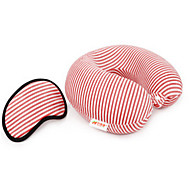 Neck Pillow Memory Foam Travel Pillow Travel Rest Neck Support Kid's Unisex For Office