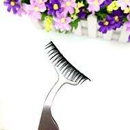 billiga Sminktillbehör-Sminkredskap Ögonbrynsstencil Ögonfransböjare Smink 1 pcs Rostfritt stål Övrigt Dagligen Vardagsmakeup Kosmetisk Skötselprodukter