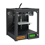tanie Drukarki 3D-geeetech mecreator 2 stacjonarny ultra wysokiej precyzji blachy 3d drukarki z dysz 0.4 / 1.75