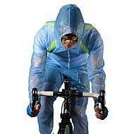 ROCKBROS Homens / Mulheres / Unisexo Jaqueta para Ciclismo Moto Jaqueta / Camiseta / Pulôver A Prova de Vento, Prova-de-Água, Respirável Clássico, Moderno Poliéster Inverno Branco / Verde / Azul