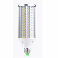 billige Kornpærer med LED-45W 2800lm E26 / E27 LED-kornpærer G80 210LED LED perler SMD 5733 Dekorativ Varm hvit / Kjølig hvit 220-240V