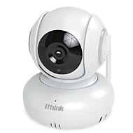 ithink® pan tilt cmos wifi trådløs HD PTZ sikkerhet kamera bevegelsesvarsling nattsyn to måter å snakke