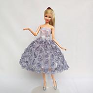 Til Barbiedukke Kjoler Til Pigens Dukke Legetøj