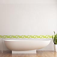 fritid Wall Stickers Fly vægklistermærker Dekorative Mur Klistermærker,pvc Materiale Kan fjernes Hjem Dekoration Vægoverføringsbillede