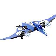 RC Drone JINXINGDA 511V 4CH 6 Eixos 2.4G Com Câmera 30W Quadcópero com CR Luzes LED Com Câmera Quadcóptero RC Controle Remoto