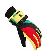 Skihandschoenen Lange Vinger Unisex Activiteit/Sport Handschoenen Houd Warm Ademend Skiën Recreatiesport Nylon Winter HandschoenenHerfst