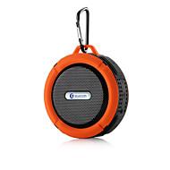 Udendørs Vandtæt Mini Bærbar Indbygget Mikrofon Bluetooth 2.1 Trådløs Bluetooth-højttalere Sort Orange Rød Grøn Blå