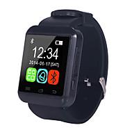 tanie Inteligentne zegarki-Inteligentny zegarek na iOS / Android GPS / Odbieranie bez użycia rąk / Video / Kamera / aparat / Dźwięk Czasomierz / Stoper / Rejestrator aktywności fizycznej / Znajdź moje urządzenie / Budzik