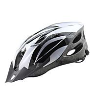 Cykel Hjelm CE Certificering Cykling 18 Ventiler Justerbar Skygge Ultra Lys (UL) Sport Herre Dame Unisex Bjerg Cykling Vej Cykling