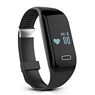 Monitor de freqüência cardíaca movimento pedômetro anti impermeável - perdeu pulseira inteligente Bluetooth